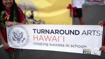 Stand for the Arts TV Spot, 'Ovation: Hawai'i Arts Alliance'