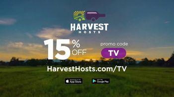 Harvest Hosts TV Spot, 'Unique Camping Experiences: 15% Off' - Thumbnail 9