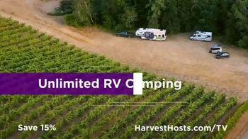 Harvest Hosts TV Spot, 'Unique Camping Experiences: 15% Off' - Thumbnail 3