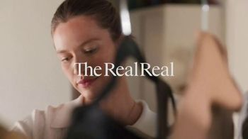 The RealReal TV Spot, 'Shop, Sell, Dream: $25 Off' - Thumbnail 1