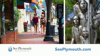 See Plymouth TV Spot, 'Your New England Escape' - Thumbnail 7