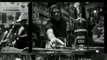Blackened American Whiskey TV Spot, 'The Masterful Collaboration' Song by Metallica