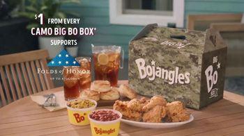 Bojangles Camo Big Bo Box TV Spot, 'Supporting Military Families' - Thumbnail 5
