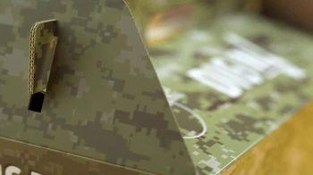 Bojangles Camo Big Bo Box TV Spot, 'Supporting Military Families' - Thumbnail 1