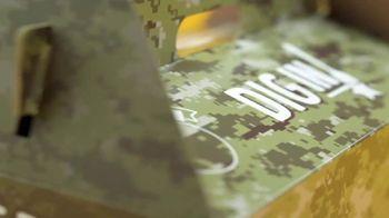 Bojangles Camo Big Bo Box TV Spot, 'Supporting Military Families' - Thumbnail 2