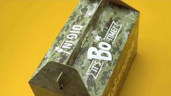 Bojangles Camo Big Bo Box TV Spot, 'Supporting Military Families'