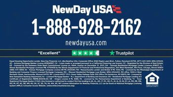 NewDay USA 100 VA Cash Out Loan TV Spot, 'The Navy Wife' - Thumbnail 10