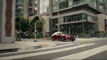 2021 Nissan Altima TV Spot, 'Parking Spot' Song by John Rowcroft, Tarek Modi [T2] - Thumbnail 3
