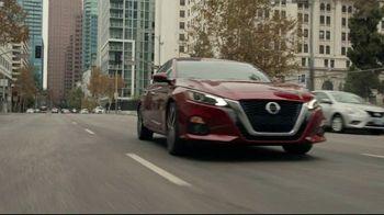 2021 Nissan Altima TV Spot, 'Parking Spot' Song by John Rowcroft, Tarek Modi [T2] - Thumbnail 7
