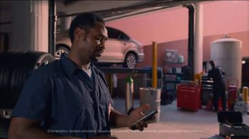 QuickBooks TV Spot, 'Payments Go Big: Face Car Mechanic' Song by Meghan Trainor - Thumbnail 3