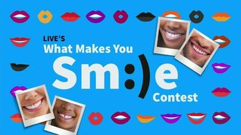 Live's What Makes You Smile Contest: Share thumbnail
