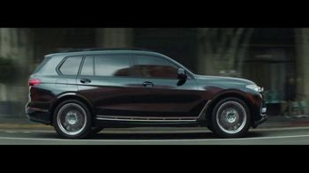 BMW TV Spot, 'There's an X for That' Song by NOISY [T2]