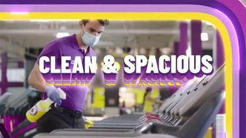 Planet Fitness TV Spot, 'Best Deal Ever: First Month Free' Song by Rick James - Thumbnail 6