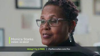ZipRecruiter TV Spot, 'Monica: Results' - Thumbnail 2