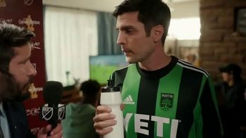 Captain Morgan TV Spot, 'MLS: Stay In the Game With Water'