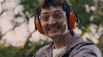 QuickBooks TV Spot, 'The Pay Face: The Landscape Designer' Song by Sigala, Meghan Trainor, Ella Eyre