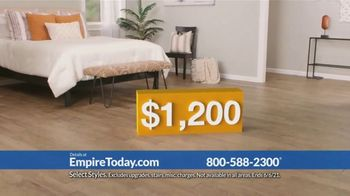 Empire Today Half Price Sale TV Spot, 'Right From Home' - Thumbnail 4