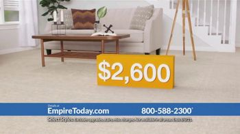 Empire Today Half Price Sale TV Spot, 'Right From Home' - Thumbnail 5