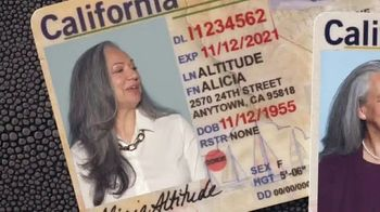 U.S. Department of Homeland Security TV Spot, 'Real ID: Altitude Alicia'