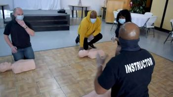 Terrance R. Marshall TV Spot, 'Be Prepared for Cardiac Arrest: CPR Certifications' - Thumbnail 7