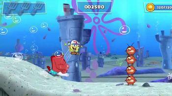 SpongeBob SquarePants Patty Pursuit TV Spot, 'Just Got Better'