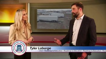 US Truck Driver Training School Inc. TV Spot, 'Roadmap to Education With Tyler Labarge' - Thumbnail 3