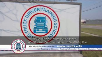US Truck Driver Training School Inc. TV Spot, 'Roadmap to Education With Tyler Labarge' - Thumbnail 5
