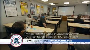 US Truck Driver Training School Inc. TV Spot, 'Roadmap to Education With Tyler Labarge' - Thumbnail 7