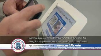 US Truck Driver Training School Inc. TV Spot, 'Roadmap to Education With Tyler Labarge' - Thumbnail 8