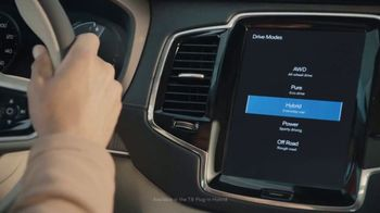 2021 Volvo XC90 Recharge TV Spot, 'Drive the Future' Song by Squeak E Clean Studios, Kit Conway [T2] - Thumbnail 5