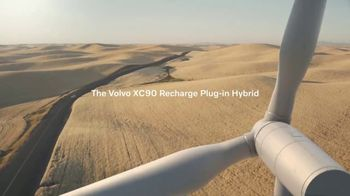 2021 Volvo XC90 Recharge TV Spot, 'Drive the Future' Song by Squeak E Clean Studios, Kit Conway [T2] - Thumbnail 7