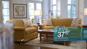 La-Z-Boy 37 Hour Sale TV Spot, \'Up to 37% Storewide\'