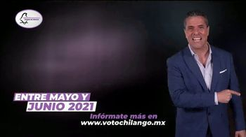 Vote Chilango TV Spot, 'Diputación migrante' con Marco Antonio Regil [Spanish] - Thumbnail 7