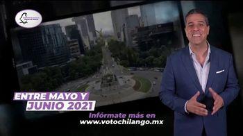 Vote Chilango TV Spot, 'Diputación migrante' con Marco Antonio Regil [Spanish] - Thumbnail 5