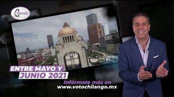 Vote Chilango TV Spot, 'Diputación migrante' con Marco Antonio Regil [Spanish] - Thumbnail 6