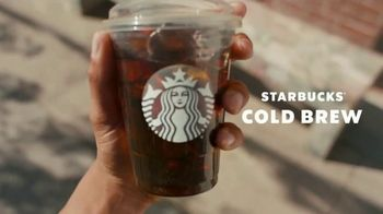 Starbucks Cold Brew TV Spot, 'Happy Place: City' Song by Julietta