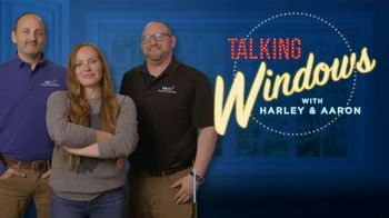 Window Nation TV Spot, 'Talking Windows: Buy Two Windows, Get Two Free' Featuring Mina Starsiak - Thumbnail 1