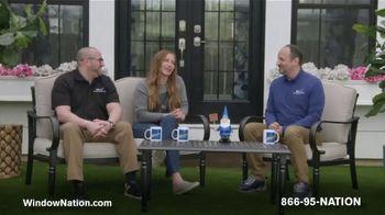 Window Nation TV Spot, 'Talking Windows: Buy Two Windows, Get Two Free' Featuring Mina Starsiak - Thumbnail 4