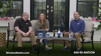 Window Nation TV Spot, 'Talking Windows: Buy Two Windows, Get Two Free' Featuring Mina Starsiak - Thumbnail 5