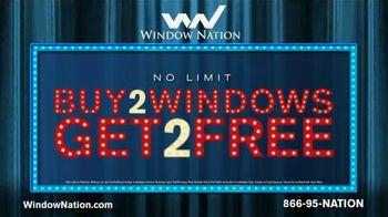 Window Nation TV Spot, 'Talking Windows: Buy Two Windows, Get Two Free' Featuring Mina Starsiak - Thumbnail 8