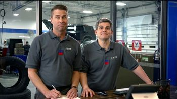 National Tire & Battery TV Spot, 'Two Advisors: Ugh Feeling: Buy Three, Get One Free'