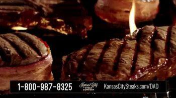 Kansas City Steak Company TV Spot, 'Father's Day: Sizzle' - Thumbnail 5