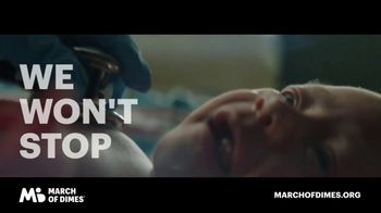 March of Dimes TV Spot, 'We Won't Stop' - Thumbnail 7