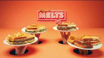 Denny's Melts TV Spot, 'De tu mano a tu boca' [Spanish] - 540 commercial airings