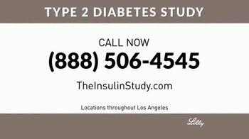 Eli Lilly TV Spot, 'Type 2 Diabetes Insulin Study' - Thumbnail 9