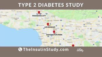 Eli Lilly TV Spot, 'Type 2 Diabetes Insulin Study' - Thumbnail 2
