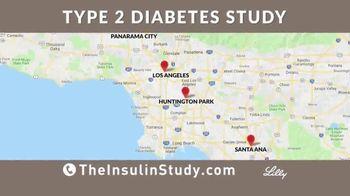 Eli Lilly TV Spot, 'Type 2 Diabetes Insulin Study' - Thumbnail 3
