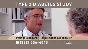 Eli Lilly TV Spot, 'Type 2 Diabetes Insulin Study' - Thumbnail 5