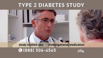 Eli Lilly TV Spot, 'Type 2 Diabetes Insulin Study' - Thumbnail 6