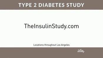 Eli Lilly TV Spot, 'Type 2 Diabetes Insulin Study' - Thumbnail 7